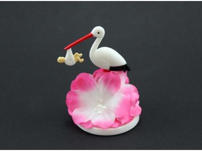 Stork Pink Blomst