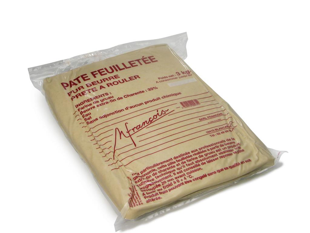 Butterdej smør Fransk 3 kg