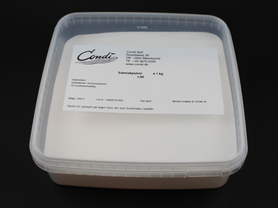 Salmiakpulver á 1 kg