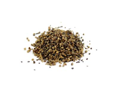 Peber sort knust roast 0,8-1,2mm 800 gram