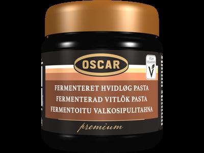 OSCAR Premium Fermenteret Hvidløg 450 gr
