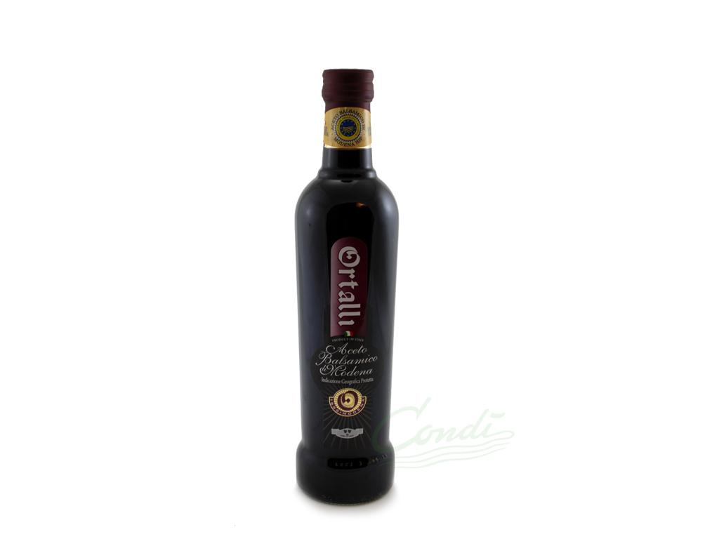 Balsamico Aceto mørk á 0,5lt.