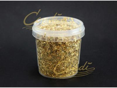 Guldstøv ca 10 gr