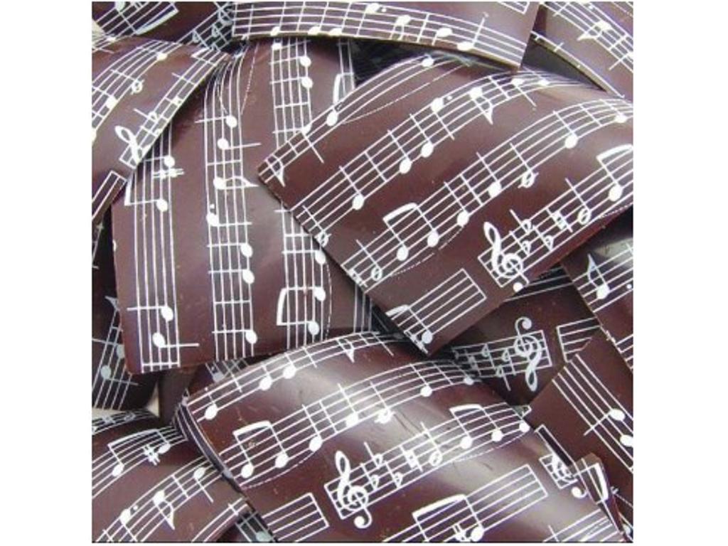 Chokoladefolie Noder