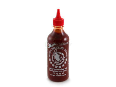 Sriracha Chilisauce Super Hot 455 ml