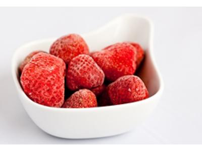 Frosne Jordbær 2,5 kg