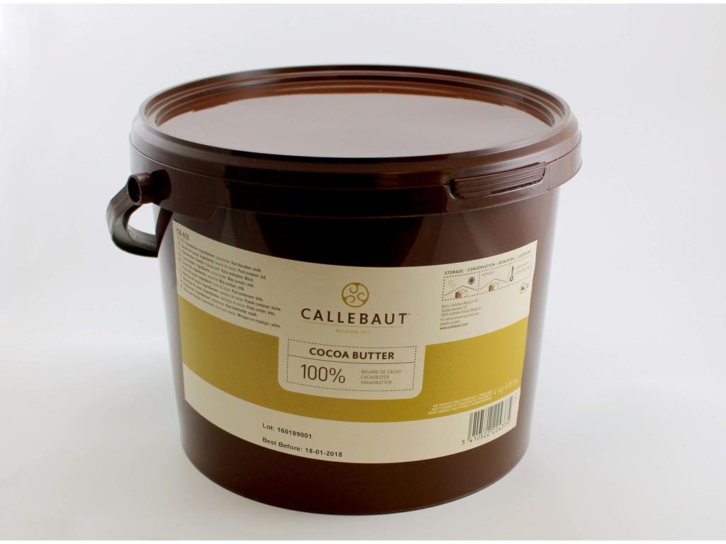 Cacaosmør B á 4 kg
