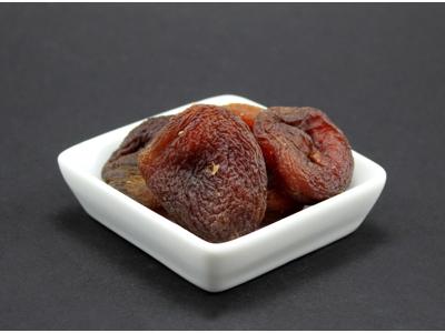 Abrikoser mørke hele Øko á 1 kg