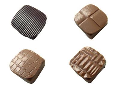 Chokoladefolie Thermostruktur 2