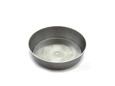 Linseform glat alu 78x20mm