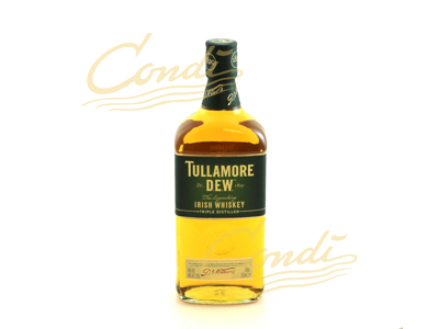 Whiskey Tullamore Dew á 70 cl.