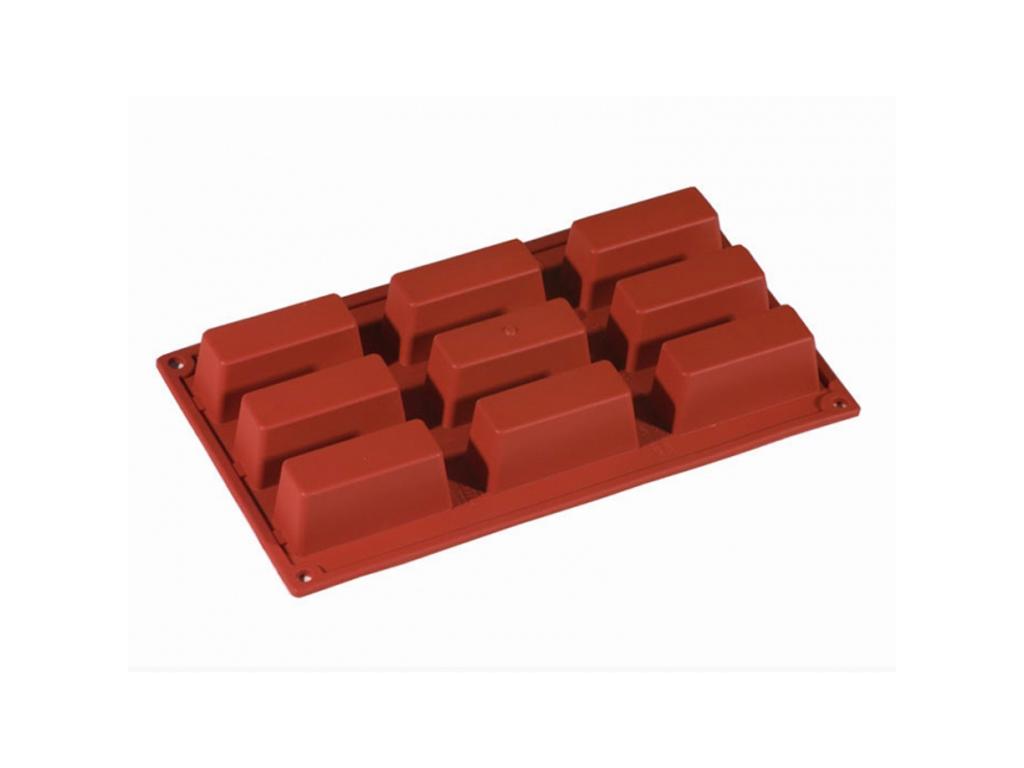 Bagemåtte rød FR028