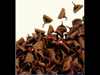 Chokoladespåner Mørk 2 kg Mini blos