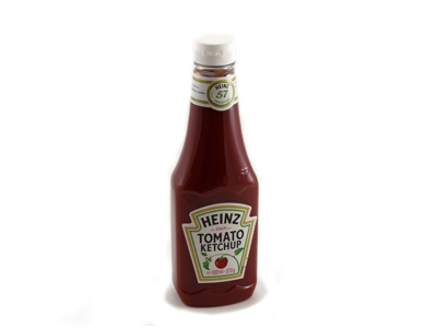 Tomat Ketchup Heinz á 570 gr