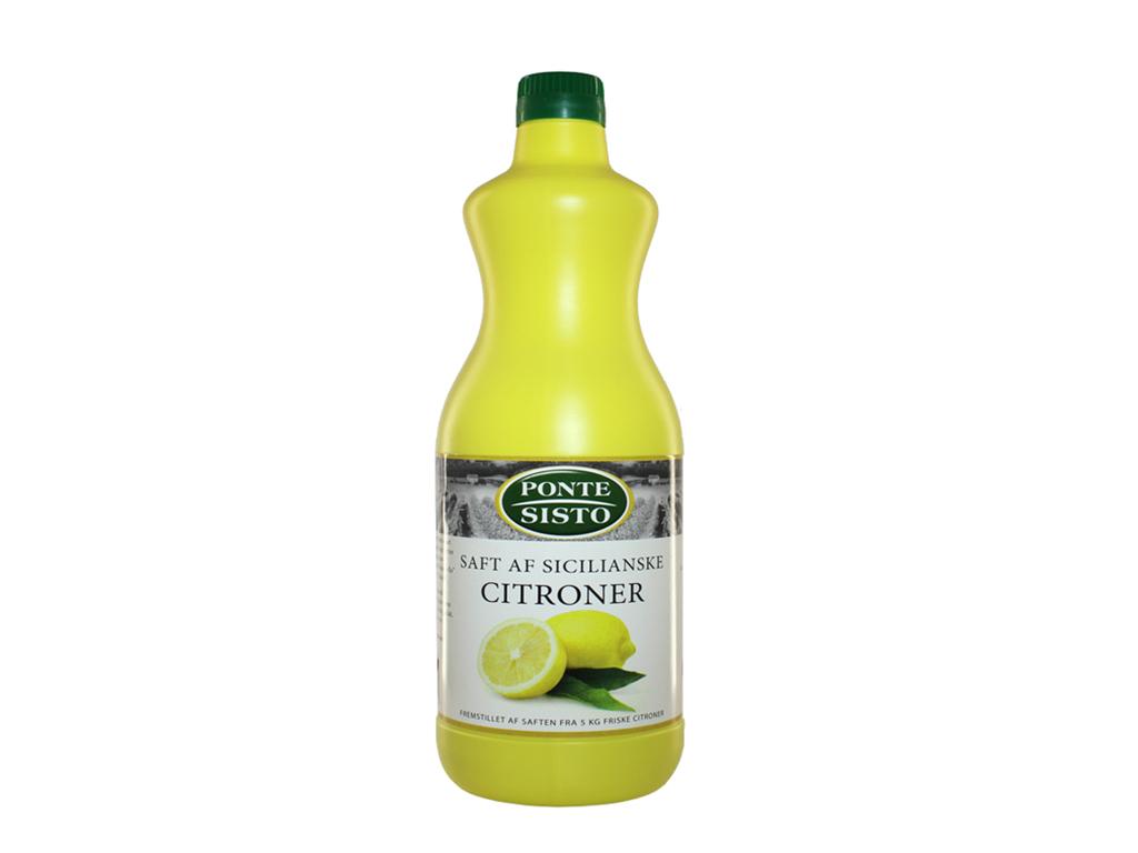 Citronsaft Sicilien 1L