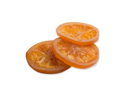 SOC CHEF Orangeskiver Kandiseret 5 Kg