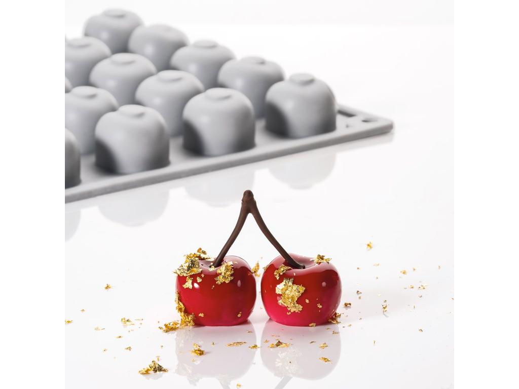 Silikoneform Kirsebær GG016