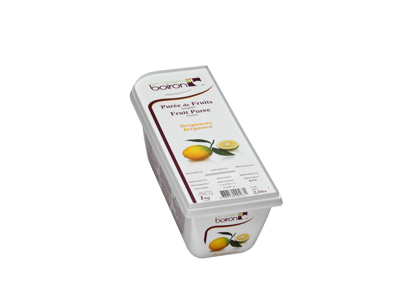 Frugtpure Bergamotte 1 kg