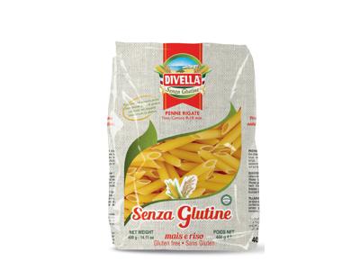 Pastapenne Glutenfri 400 gr