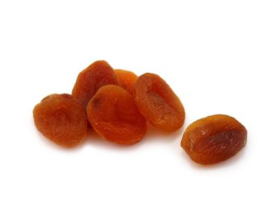 Abrikoser lyse á 1 kg