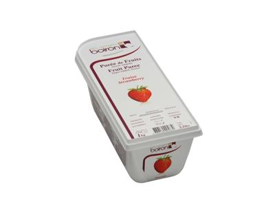 Boiron frugtpure Jordbær 1 kg