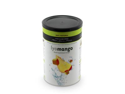 Textura Frysetørret Mango 150 gr