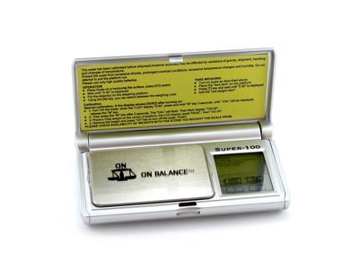 Vægt 0,01 gr interval