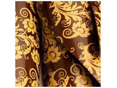 Chokoladefolie Blomster snirkler