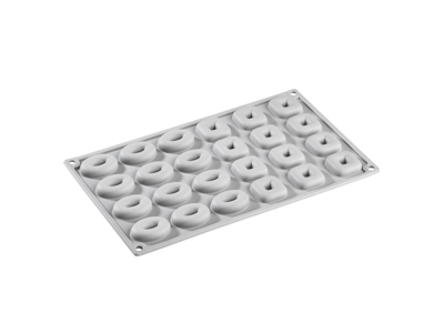 Silikoneform oval/firkant GG020