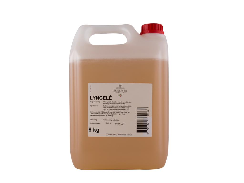 RESTSALG Lyngele m/syre á 6 kg Skælskør