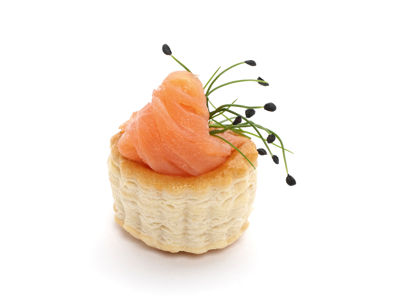 Mini Vol au vent  96 stk