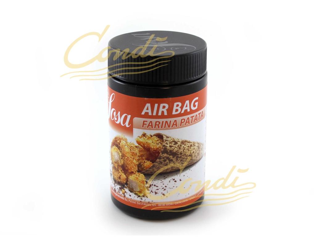 Sosa Air Bag Kartoffel tørret á 650 gr.