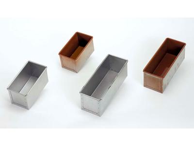 Rugbrødsform t/1600gr - jern