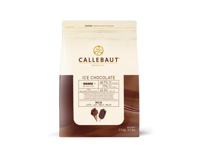 Fløde Chokolade til Is overtræk 2,5 kg