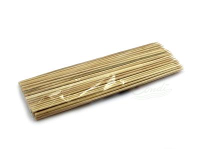 Grillpinde/Træ 25cm á 100 stk