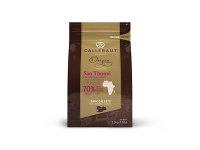 Mørk Chokolade Sao Thome 70% á 2,5 kg