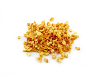 Orangeskaller tørr. 3x3mm 1 kg