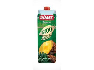 Ananasjuice Dimes á 1 lt