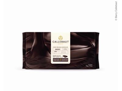 Mørk Chokolade 2815 57,7% i plade á 5 kg