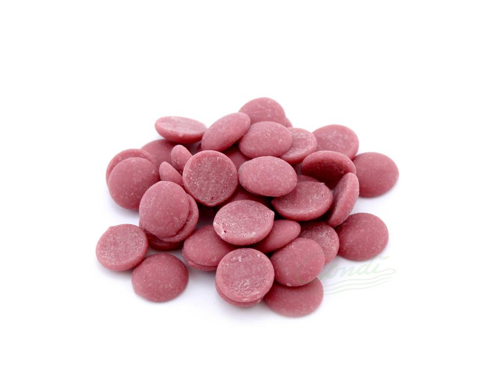 Ruby Chokolade 47% á 2,5 kg