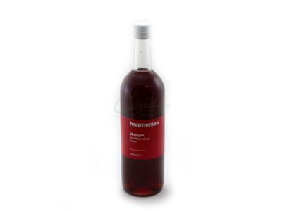 Jordbær sirup 750 ml Øko