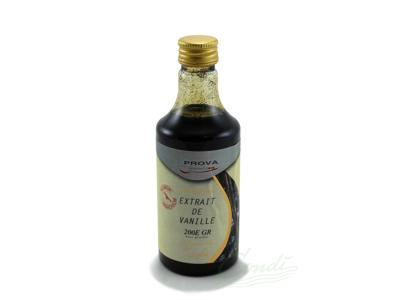 Prova vaniljeekstrakt m/frø 250ml
