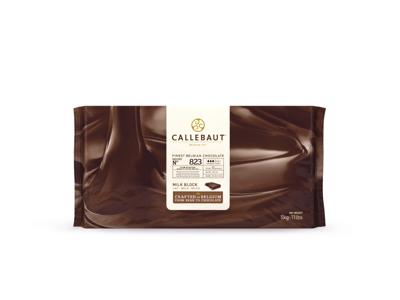 Fløde Chokolade B 823 36,2% i plade á 5 kg