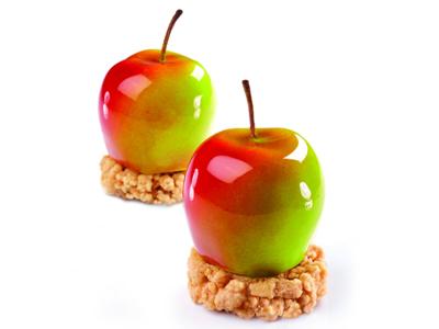 Silikoneform Pavoflex Æble