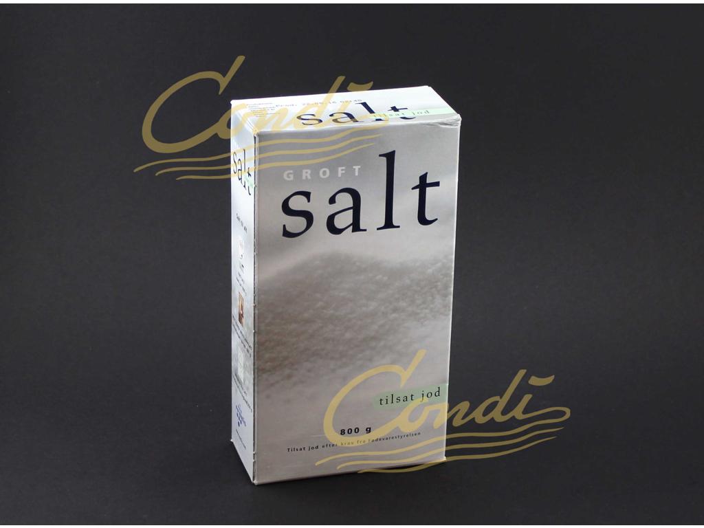 Salt GROFT á 800 gr