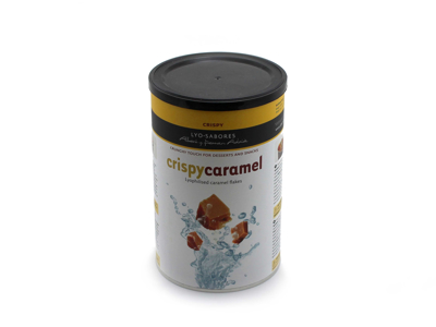 Textura Crispy Caramel á 200 gram