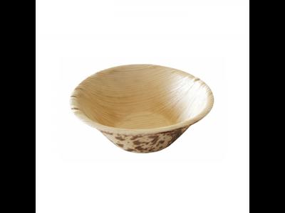 Bambusskål Ø 75x30mm 50stk