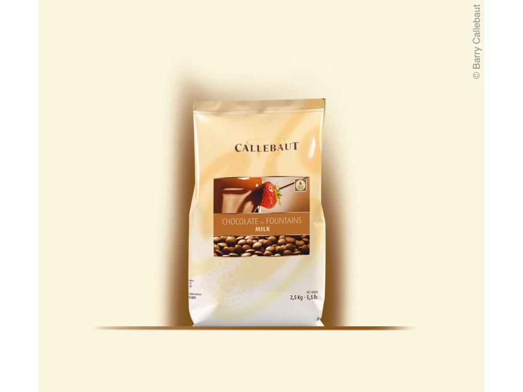 Chokolade til fontæne Fløde á 2,5 kg