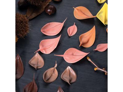 Kakaosmør mørke brun 200 g, naturlig farve