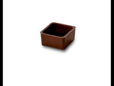 Chokoladeskal Firk Mørk á 784 stk